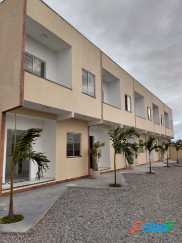 Casa duplex - venda - cabo frio - rj - estrada velha buzios
