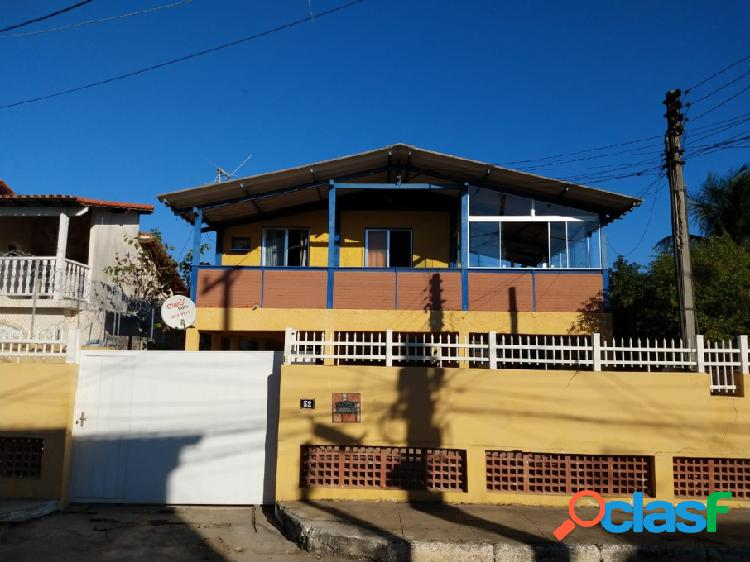 Casa duplex colonial - venda - são pedro da aldeia - rj - porto da aldeia