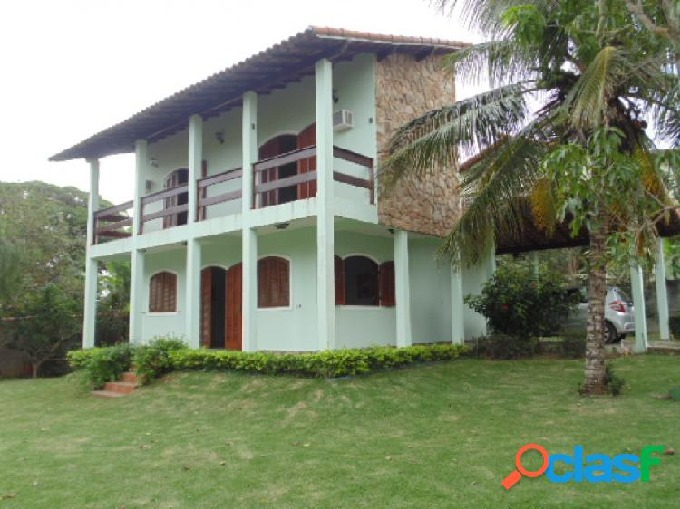 Casa próxima da lagoa - venda - araruama - rj - lake view - bananeiras