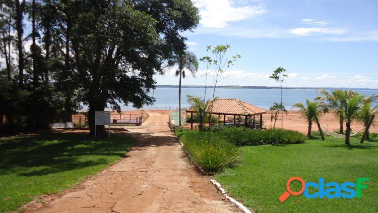 Terreno - venda - itai - sp - condominio fechado parque nautico