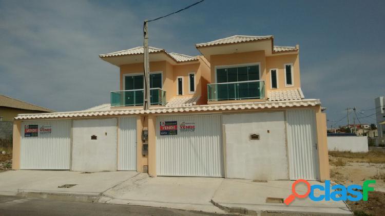 Casa duplex alto padrão - venda - são pedro da aldeia - rj - jardins de sao pedro