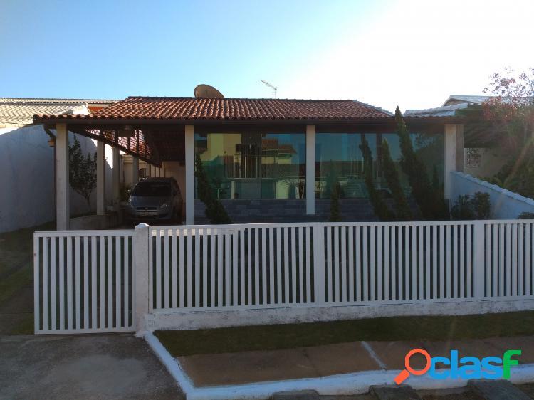 Casa colonial alto padrão - venda - são pedro da aldeia - rj - praia linda