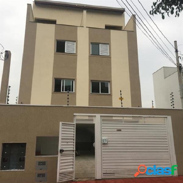 Apartamento duplex - venda - santo andré - sp - vila américa