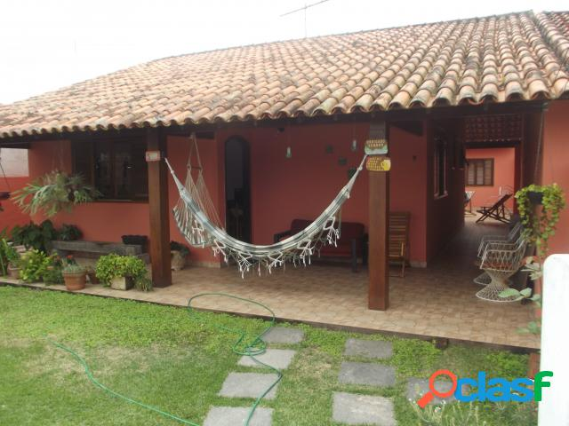 Casa colonial - venda - são pedro da aldeia - rj - praia sudoeste