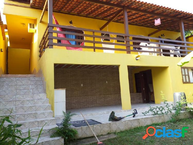 Casa duplex colonial - venda - são pedro da aldeia - rj - praia do sudoeste