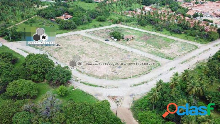 Loteamento portal da lagoa redonda - terreno em fortaleza - lagoa redonda por 80.433,00 à venda