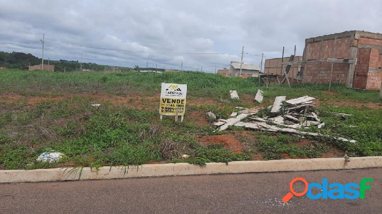 Terreno no bairro terra brasil quitado.