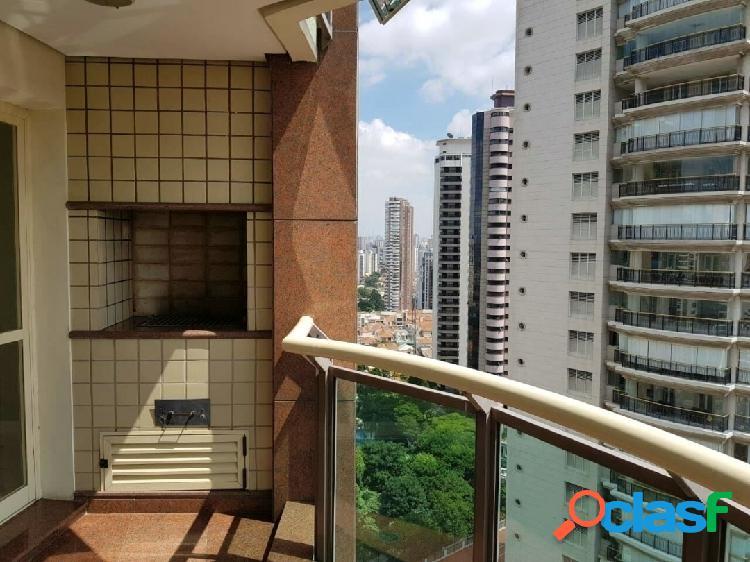 Apartamento alto padrão à venda 253 m² jardim anália franco