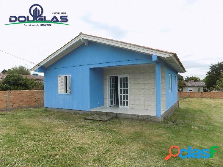 Linda casa condomínio fechado - aceita financiamento bancário