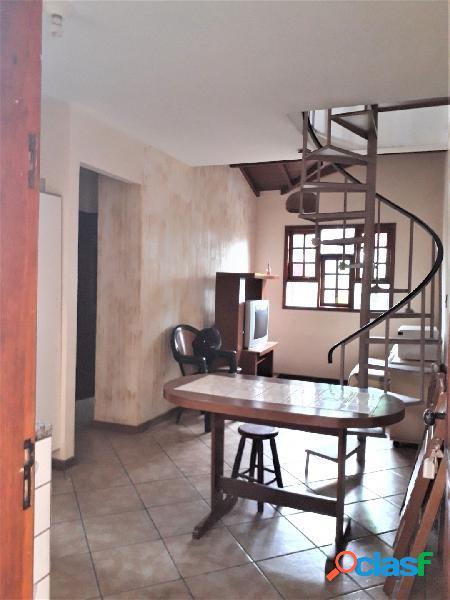 Litoral norte - apartamento duplex - 3 dormitórios a 250 metros da praia
