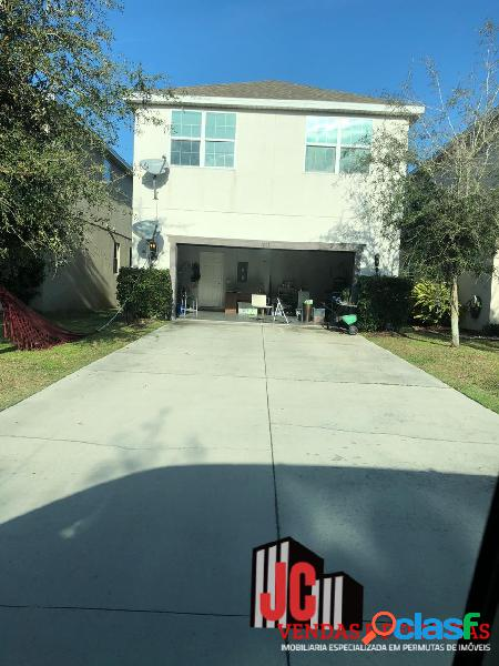 Orlando(eua) casa bairro windermere ac/permuta 100%sp/litoral/interior