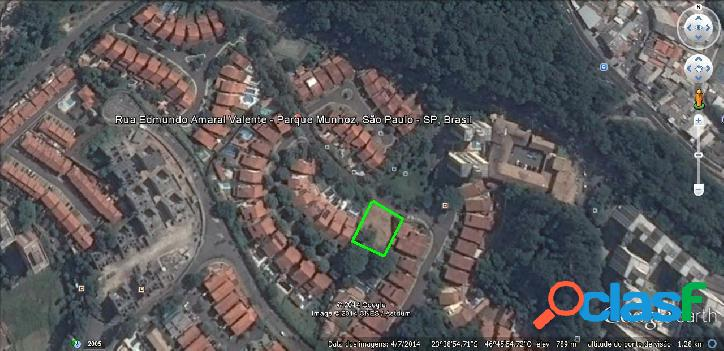 Terreno 980 m2 no horto ypê - zona sul -sp