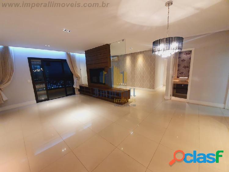 Apartamento esplanada resort sjcampos sp 157 m² 2 vagas garagem andar alto