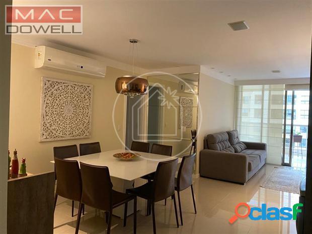 Venda - apartamento de 138 m² alto padrão - icaraí - niterói/rj