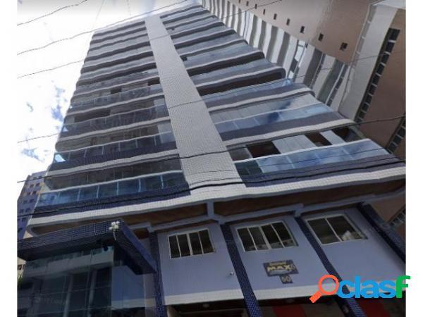Apartamento - cond. edifício residencial max vi - aviação - praia grande/sp