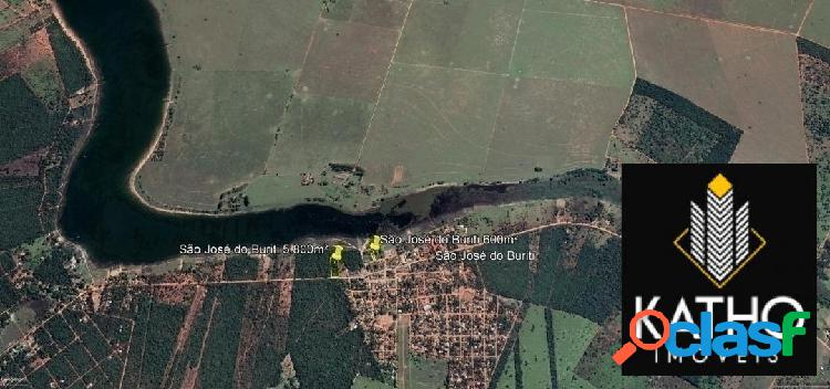 Terreno são josé do buriti - 5.800m²