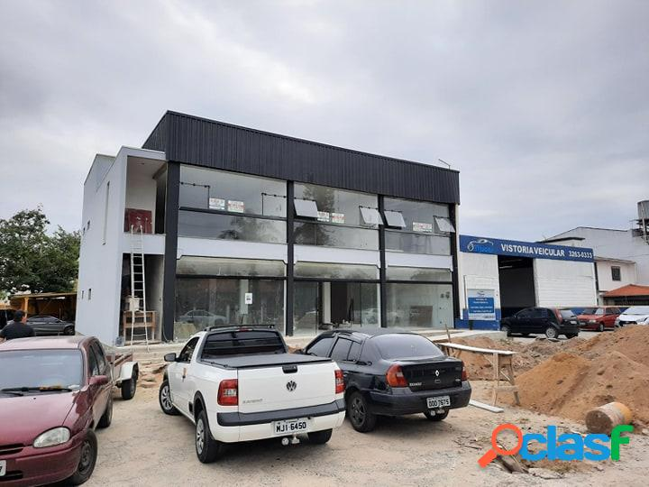 Locação - sala comercial - bairro centro - cidade tijucas/sc - brasil