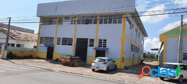 LOCAÇÃO SALAS E GALPÕES CENTRO COMERCIAL - CIDADE TIJUCAS/SC - BRASIL