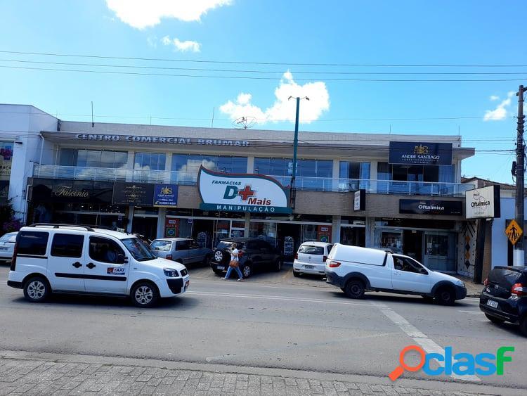Locação centro comercial - bairro centro - cidade tijucas/sc - brasil