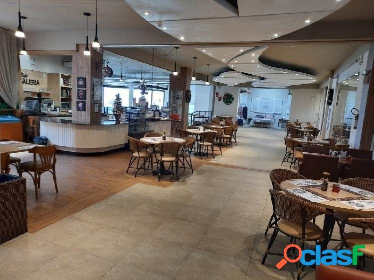 Locação centro comercial ville - bairro centro - cidade tijucas/sc
