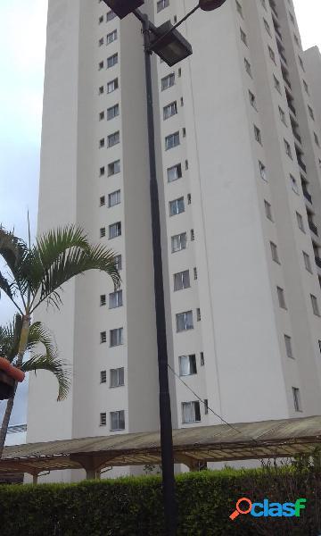 Condomínio residencial real ville - andar alto