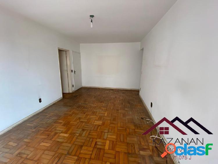 Apartamento 2 dormitórios - garagem fechada - embaré - santos