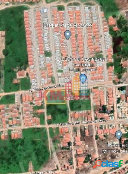 Atenção construtor!! vendem-se lotes no parque verde para casas pelo mcmv