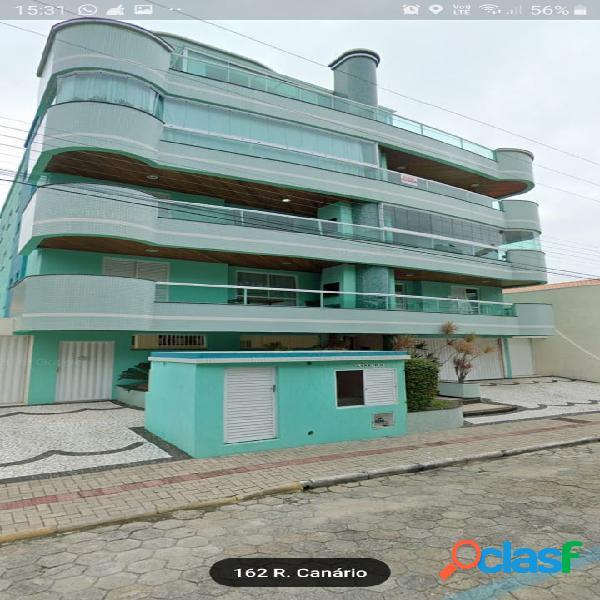 Apartamento para locação de temporada praia de bombas