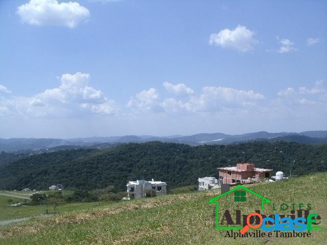 Vende terreno na região de alphaville: gênesis 2 com 490m²