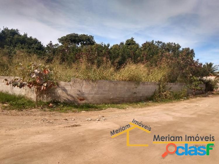Ótimos terrenos em Praia Seca! 1
