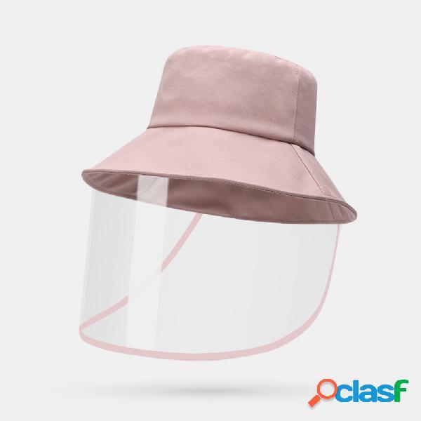 Collrown anti-fog unisex chapéu protect eye máscara viseira removível
