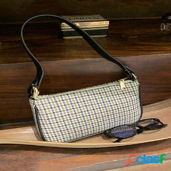 Mulheres vintage paisley poliéster grande capacidade crossbody bolsa bolsa