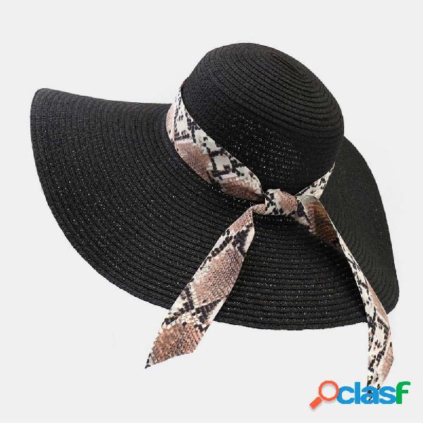 Praia protetor solar palha chapéu modelos femininos dobrável praia chapéu dom chapéu praia viagem de férias dom chapéu