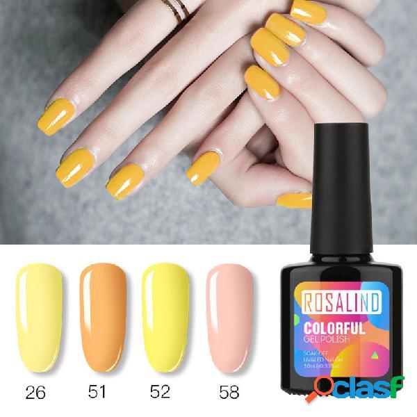 10ml gel unhas polonês 58 cores cor sólida uv unhas cola para unhas verniz art vernis semi permanente acrílico gel vernizes top coat