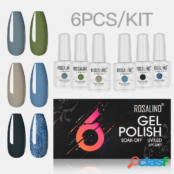 Gel unhas conjunto polonês 15 ml vernis semi permanente unhas kit gel embeber unhas art design unhas para conjunto de manicure