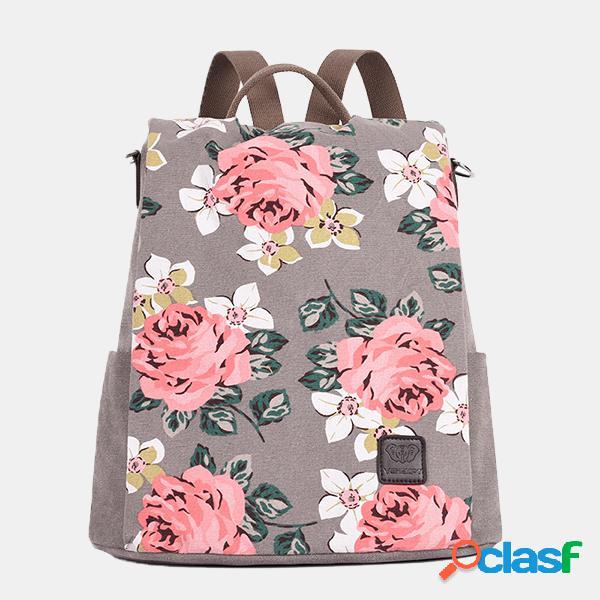 Mulheres grande capacidade escritório bolsa ombro bolsa bolsas mochila