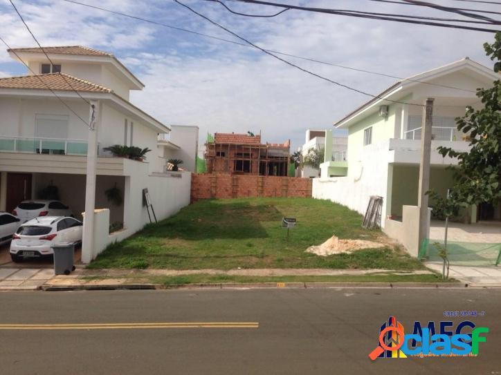 Terreno venda -condomínio mont blanc sorocaba - sp