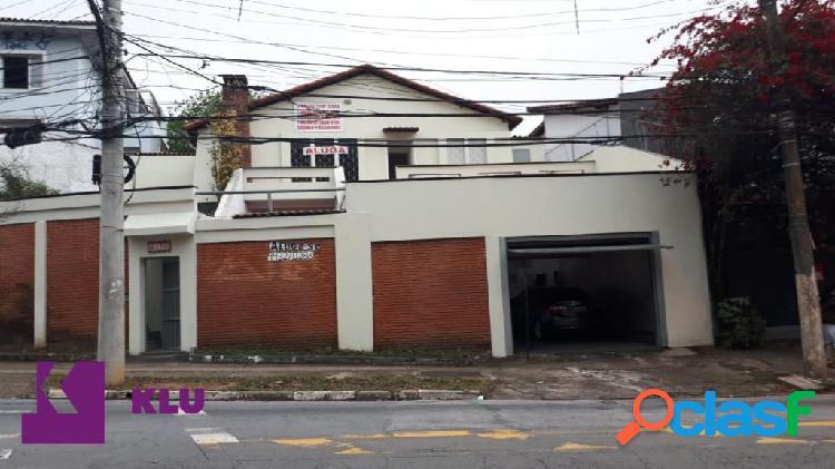 Casa bairro do sumaré - sp