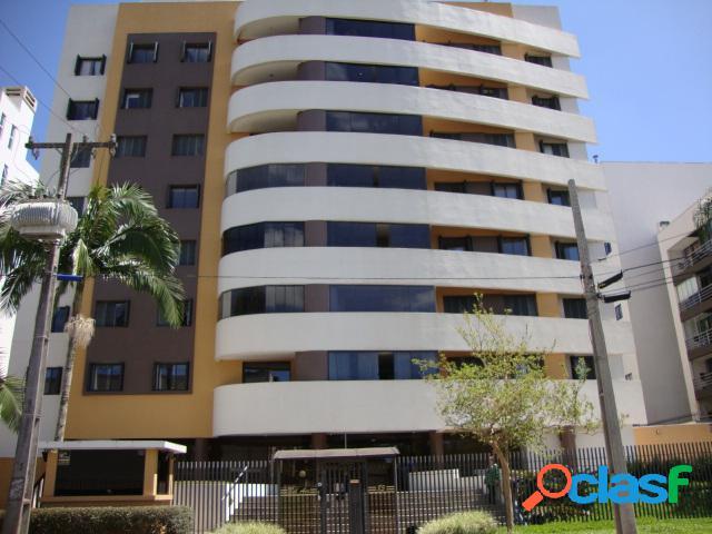 Apartamento cobertura duplex no bairro cabral - curitiba - paraná
