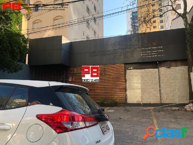 Casa comercial 400m² - moema