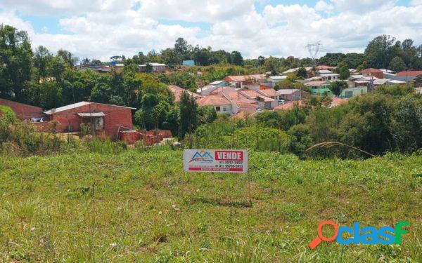 Excelente terreno no bairro ana rosa em colombo-pr