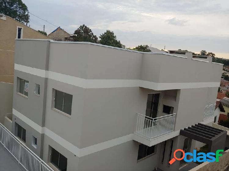 Apartamento dois quartos com gardem no jardim roma, almirante tamandaré/pr