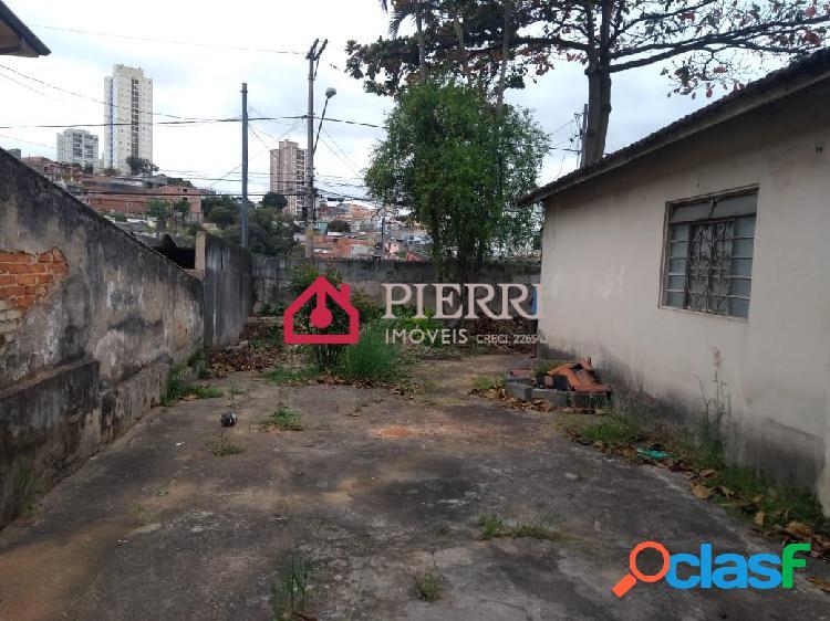 Terreno para construção em pirituba/chácara inglesa, 14 de frente
