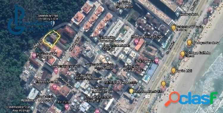 Área para construção de prédio/casa à venda com 1.085,00m²