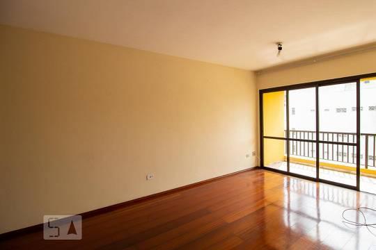 Apartamento para aluguel - centro, 3 quartos, 90 - santo
