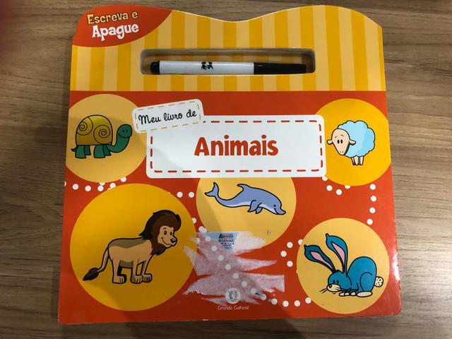 Livro animais