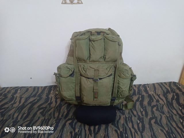Mochila militar americana alice pack gc governamental