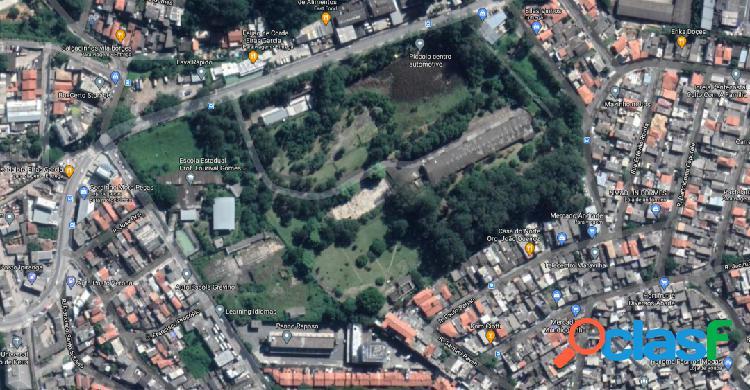 Área industrial / jardim esmeralda / são paulo / sp