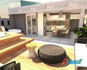 Cobertura sem condomínio - 3 dormitórios / 3 vagas - bairro jardim - santo