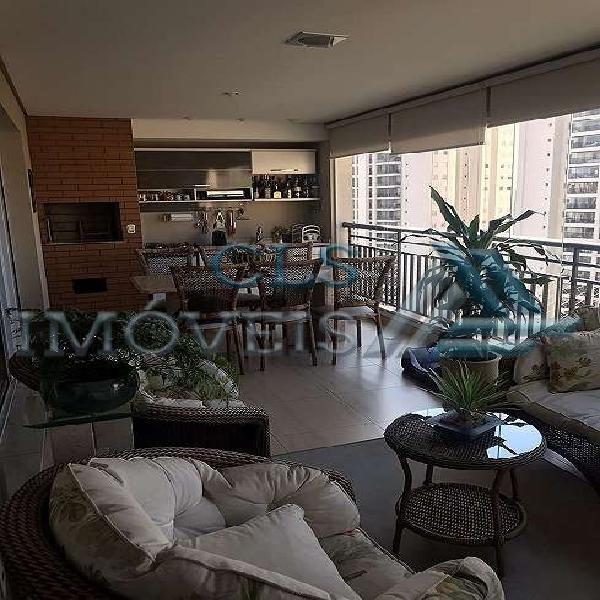 Apartamento - vila leopoldina - 3 suítes 2 vagas varanda